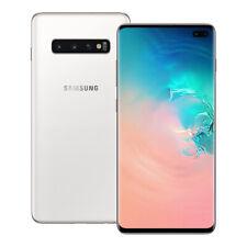 "NEW Samsung Galaxy S10 Plus (SM-G975F/DS) 6.4"" 1TB LTE Dual SIM UNLOCKED WHITE"