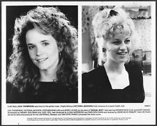 ~ Lea Thompson Victoria Jackson Original 1987 Promo Photo Casual Sex