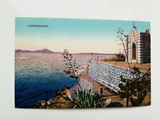 Lussingrande Postkarte Illustrierte A Farben Reiste (Cro 99)