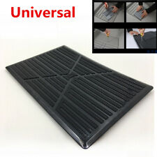 1Pcs Universal 25x16cm PVC Car Floor Carpet Pad Heel Foot Mat Pedal Patch Cover