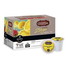 Celestial Seasonings Lemon Zinger Herbal Tea Keurig K-Cups - 12 Count  $SAVE$