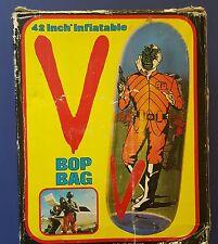 V inflatable bop bag Arco 1984 MIB alien visitors marc singer Jane badler