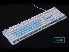 Blue Cherry MX TASTI Retroilluminato 37 chiave Mechanical Gaming Keyboard (INT)
