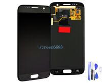 Pour Samsung Galaxy S7 G930F G930 écran LCD Vitre Tactile Touch Screen Noir+tool