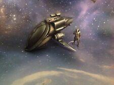 Avp Aliens Predator Estilo Escape Pod/Luz Scout Ship!