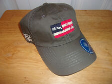 """NCAA Ole Miss Rebels """"Distressed Flag"""" Hat Cap NWT MSRP $22.99 Free Shipping!"""