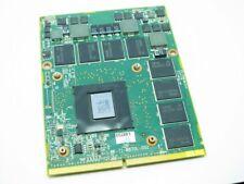 New AMD Radeon HD 5870M HD5870M 1GB DDR5 MXM 3.0 Type B Clevo Alienware MSI
