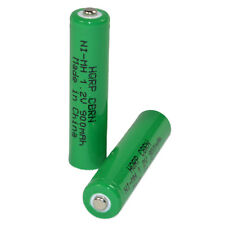 2-Pack HQRP Battery for Panasonic KX-TGA106M, KX-TGA401B, KX-TGA430B, KX-TGA630S