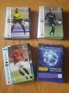 Panini UEFA Champions League Trading Cards 2007-2008 - Pick From Complete List