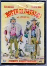 dvd BOTTE DI NATALE Bud SPENCER Terence HILL Ed. remasterizzata HOBBY & WORK