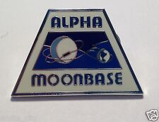 Space 1999 Alpha Moonbase PIN NEW! / Gerry Anderson Eagle 1 one Hawk