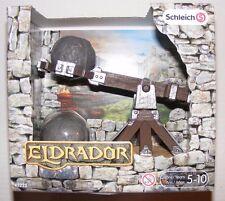 Schleich ElDrador Catapult 42223 Fantasy Medieval Castle Fort Role Play