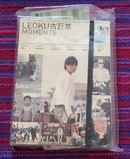 Leo Ku ( 古巨基 ) ~ Moments ( Hong Kong Press ) Cd