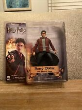 NECA Harry Potter Figure - Half-Blood Prince Series 1 - HARRY (Wand & Base)(7 in