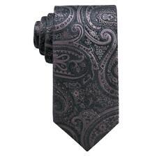 Ryan Seacrest distinción corbata de negocios de seda para hombre Gardenia BHFO 4092