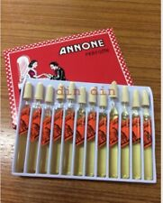ANNONE PERFUME BOX WITH 12 BOTTLES D609