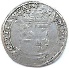 [R581] Adlerschilling o.J., Niederlande-Kampen, Rudolph II. (1576-1612)
