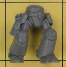 Warhammer 40K Space Marine Terminator Squad gambe (B)