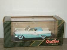1957 Ford taunus 17M Cabrio - Detail cars 383 - 1:43 in Box *42005