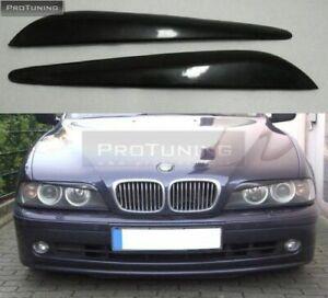 BAD LOOK HEADLIGHTS  EYEBROWS FOR BMW E39 5 SERIES