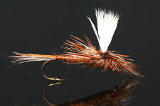 MARCH BROWN PARA mouche premium SERENITY - qty/taille - fly trout fishing flies