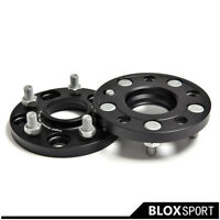 1 Pair of 2 15mm Wheel Spacer for Honda S2000, Accord 2011-2020 | 5x114.3 CB64.1