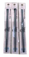 e.l.f. Flat Eyeliner Brush Lot Of 3 New