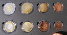2005 San Marino Euro Patten/Trial Coin Set