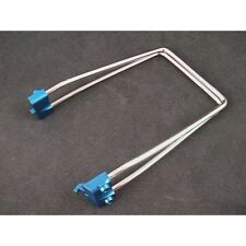 Hot Racing RVO111206 Traxxas Revo Blue Double Spring Steel Wire Roll Bar