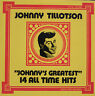"""JOHNNY TILLOTSON - JOHNNYS GREATEST 14 ALL TIME HITS - LP 12"""" (S71)"""