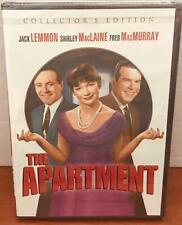 The Apartment: Jack Lemmon, Shirley MacLaine Brand New Dvd