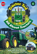 TRACTOR TED ALL ABOUT TRACTORS DVD CHILDREN'S FARMING