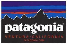 "BRAND NEW PATAGONIA VENTURA CALIFORNIA STICKER DECAL 4""L x 2 1/2""W"