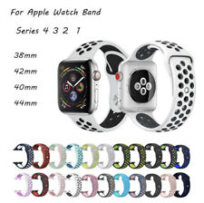 For Apple Watch Replica Nike Sports High Quality Straps 1/2/3/4 (38/42/40/44mm)