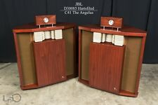 JBL D30085 HARTSFIELD (150-4C/375) w/ C41 ANGELUS PAIR (Worldwide Shipping)