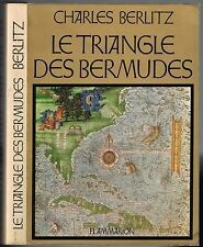 Le TRIANGLE des BERMUDES Charles BERLITZ Navire Avion Disparu Rescapé Mystères ?