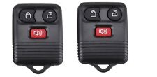 New Pair Keyless Entry Remote Key Fob 3 buttons For Ford Lincoln CWTWB1U345