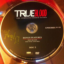 TrueBlood season 4 Disc 5 Replacement Disc DVD ONLY