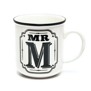 History & Heraldry Alphabet Mugs Mr M - New 00219000013