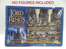 Lord of the Rings Return of the King Box Set Games Workshop FIGURES NOT INCLUDED