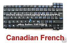 HP Compaq nc8230 nc8430 nx8220 nx8410 nx8420 nw8440 keyboard Canadian French CF