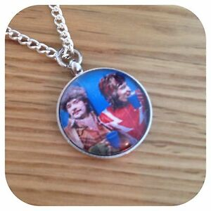 The **Mighty ** BoOsh Charm ** Vince & Howard necklace
