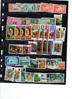 Timbres colonies anglaises :Cayman Islands (Iles Caïman) lot 1