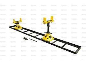 Tractor Splitting Rails **CERTIFIED High Quality**