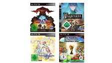 PS3 Bundle Final Fantasy Valkyria Chronicles Tale of Graces FIFA WC2010