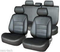 MERCEDES VITO (8 seat) from 2013 SEAT COVERS PERFORATED LEATHERETTE eco-leather