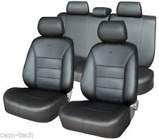 CHEVROLET DAEWOO LACETTI    SEAT COVERS PERFORATED LEATHERETTE