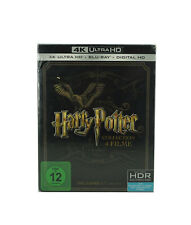 Harry Potter Collection - Die Jahre 5 - 7 - (4K Ultra HD + 2D-Blu-ray) - NEU