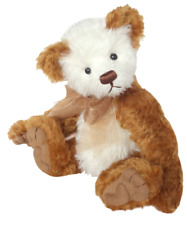 CLEMENS Ludo Teddy Bear Limited Edition 33cm Russet New
