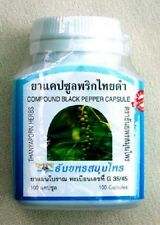 Compound Black Pepper Capsule THANYAPORN Herrb